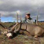 Kara's 2013 SPO Mule Deer Buck