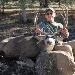 George F of Oregon with a spectacular Sarvis Prairie Mule Deer