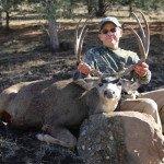 George F of Oregon with a spectacular Sarvis Prairie Mule Deer
