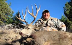 Harry's 2012 SPO Mule Deer Buck 160's B&C